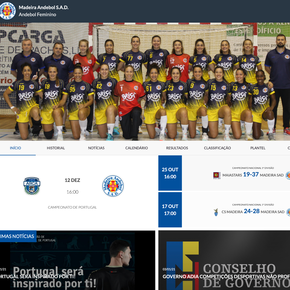 best, website, development, top, beautiful, portugal, madeira, handball, wowsystems, wow, creative